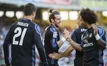 ثلاثية ريال مدريد فى مرمى ريال سوسيداد
