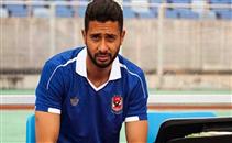 احمد عادل ينقذ مرمي الاهلي من فرصة خطيرة امام اسيك