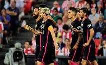 هدف برشلونة فى مرمى اتليتك بلباو