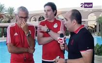تصريحات هيكتور كوبر قبل مباراة غينيا