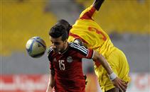 هدفا مباراة مصر وغينيا الودية