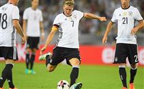 المباراة الاخيرة لشفايني مع المانيا امام فنلندا