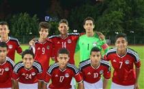 أهداف مباراة مصر للناشئين واثيوبيا