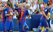 أهداف مباراة ديبورتيفو ليجانيس وبرشلونة