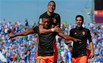 اهداف مباراة ديبورتيفو ليجانيس وفالنسيا