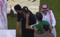 طرد مدرب الفيصلي و مساعد مدرب الأهلي في كأس ولي ال