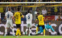 اهداف مباراة بروسيا دورتموند وريال مدريد