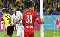 ملخص مباراة مدريد ودورتموند