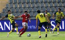 ملخص مباراة الأهلي ووادي دجلة