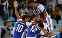 هدف ريال سوسيداد في مرمي ريال بيتيس