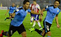 رباعية أوروجواي فى مرمى باراجواي