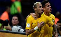 اهداف مباراة البرازيل وكولومبيا