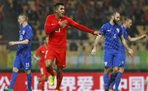 اهداف وركلات ترجيح مباراة تشيلي وكرواتيا