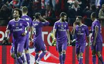 أهداف مباراة اشبيلية وريال مدريد
