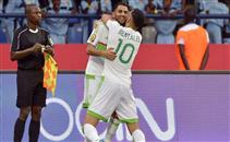 رباعية مباراة الجزائر وزيمبابوي