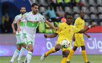 ملخص المباراة المثيرة بين الجزائر وزيمبابوي