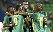 هدفا السنغال فى مرمى تونس