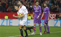 اهداف مباراة اشبيلية وريال مدريد