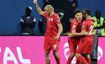 أهداف مباراة الجزائر وتونس