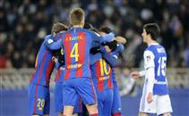 هدف برشلونة في مرمي ريال سوسيداد