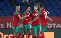 أهداف مباراة المغرب وتوجو