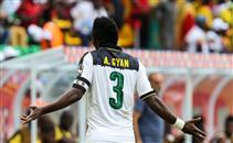 هدف غانا فى مرمى مالي