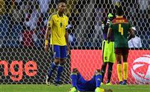 ملخص مباراة الكاميرون والجابون