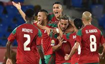 هدف المغرب فى مرمى كوت ديفوار