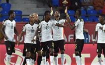 اهداف مباراة الكونغو الديمقراطية وغانا