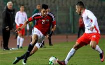 هدف مصر فى مرمى تونس