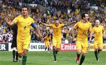 أهداف مباراة استراليا وسوريا