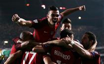 هدفا البرتغال في سويسرا