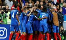 أهداف مباراة فرنسا وروسيا البيضاء