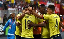 هدفا مباراة بيرو وكولومبيا
