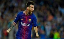 أهداف مباراة برشلونة وأوليمبياكوس