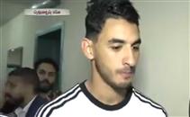 حمدي زكي يوضح حقيقة اشتباكه مع جنش حارس الزمالك