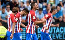 هدف أتلتيكو مدريد فى سيلتا فيجو