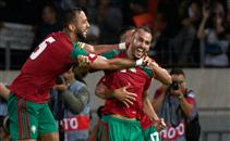 ثلاثية المغرب في الجابون