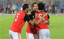 اهداف مباراة مصر والكونغو