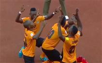 أهداف مباراة زامبيا والكاميرون