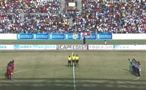ملخص تعادل غانا أمام مصر