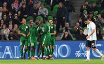 أهداف مباراة الأرجنتين ونيجيريا