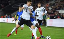 أهداف مباراة ألمانيا وفرنسا