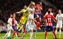 ملخص تعادل ريال مدريد مع أتلتيكو