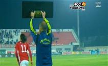 ملخص لمسات عمرو مرعي أمام الملعب التونسي
