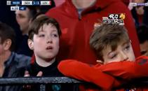 بكاء ودراما وانفعالات بعد تعادل اشبيلية مع ليفربول