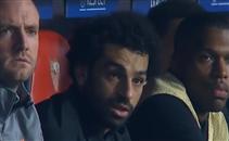 رد فعل صلاح بعد تعادل اشبيلية مع ليفربول