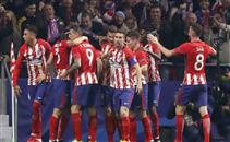 هدفا اتلتيكو مدريد في روما