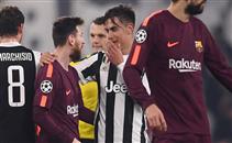 ملخص تعادل برشلونة أمام يوفنتوس