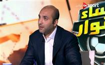 رد ناري من العتال لمرتضي منصور